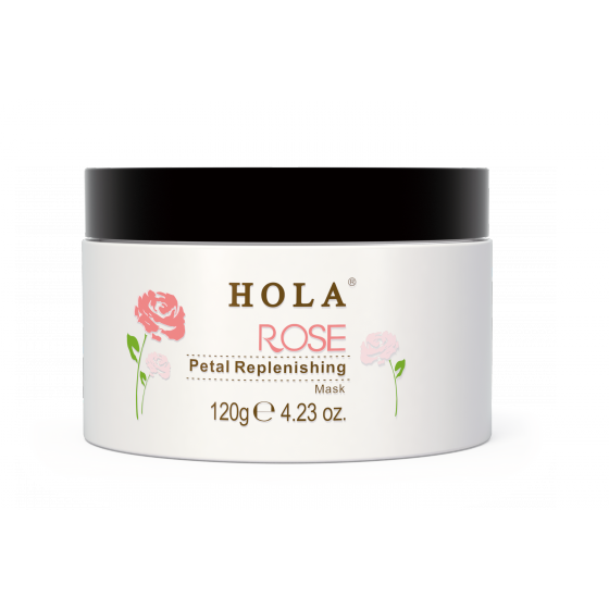 Hola Rose  Petal Replenishing Mask 120g