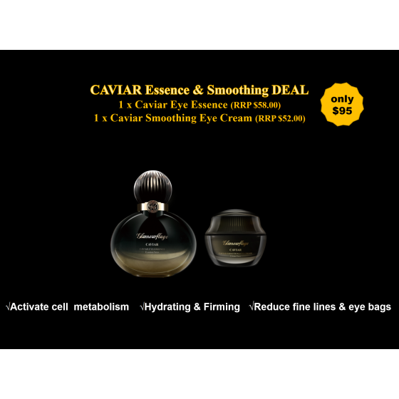 Caviar Essence Smoothing Deal