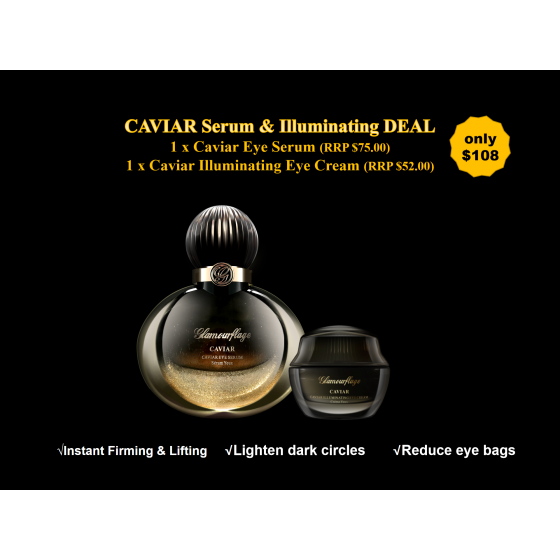 Caviar Serum Illuminating Deal